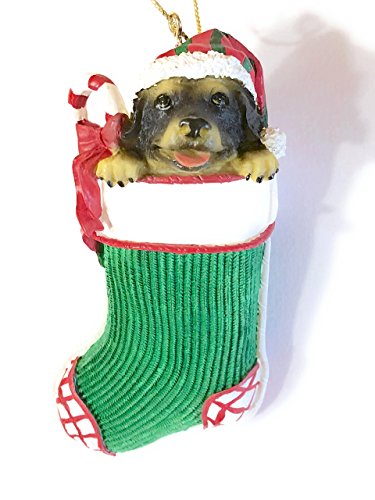 - Rottweiler Christmas Tree Ornaments, Dog Christmas Ornaments, Gift for Dog Lovers