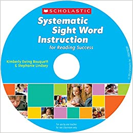 Beginning sight word instruction in kindergarten.