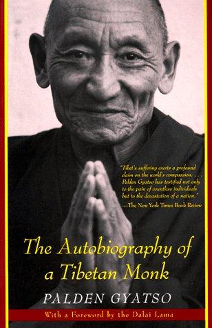 Autobiography Of A Tibetan Monk