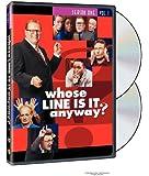 Whose Line Is It Anyway? - Season 1, Vol. 1 (Censored) (U.S. Version)
