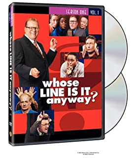 whose line is it anyway complete series download