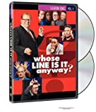 Whose Line Is It Anyway? - Season 1, Vol. 1 (Censored) (U.S. Version)