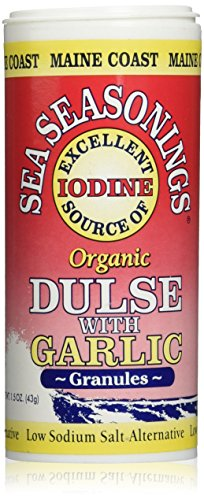 Maine Coast, Dulse Garlic Organic, 1.5 Ounce