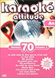 Karaoké attitude : Années 70 - Vol.2
