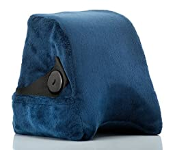 Travel Pillow | Memory Foam Side Sleeper Pillow for Airplane, Car, Bus or Train - Best Travel Pillow for Isle, Middle & Window - Neck Cushion | Blue