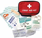 First Aid Kit, Medical Pouch, Emergency Kit Bag, Suitable for Home, Work, Travel, Holidays, Cars and Camping