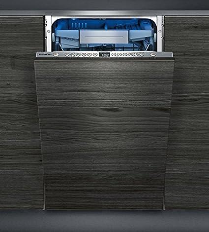 Siemens iQ500 SR656D00TE lavavajilla Totalmente integrado 10 ...
