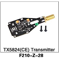 TX5824(CE) Transmitter for Walkera F210 FPV Racing Quadcopter Drone F210-Z-28
