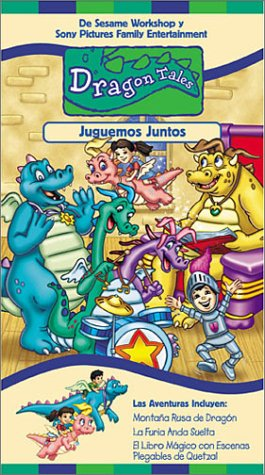 Dragon Tales - Let's Play Together Juguemos JuntosVHS