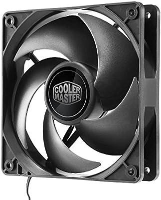 Cooler Master Silencio FP 120 - Ventilador de PC, (Ventilador ...