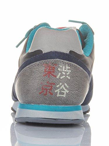 Lotto Tokyo Shibuya R420 Herren Sneaker Blau (GALAXY )