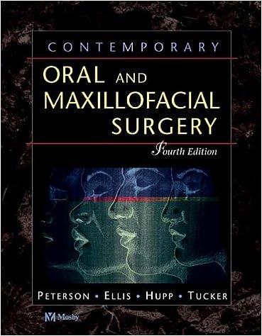 Peterson Oral And Maxillofacial Surgery Pdf