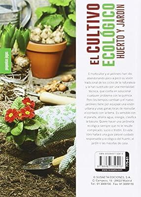 El Cultivo ecológico (Pequeñas Joyas): Amazon.es: Schall, Serge: Libros