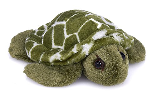 Bearington Shelldon Plush Stuffed Animal Sea Turtle 6.5
