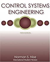 Control Systems Engineering, International Student Version, 5th Edition