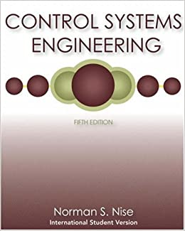 Control Systems Engineering Nise 6th Edition Pdf