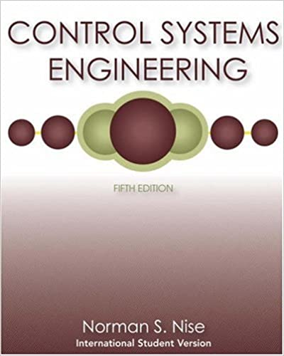 Control Systems Engineering, International Student Version