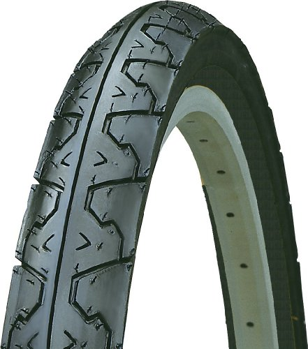 Slick Tires Bicycle (Kenda K838 Slick Wire Bead Bicycle Tire, Blackwall, 26-Inch x 1.95-Inch)