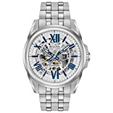 Bulova Men's Mechanical Hand Wind Stainless Steel Dress Watch Deal