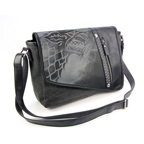 Game of Thrones - House Stark Mini Messenger Bag