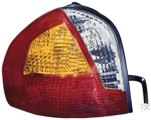 Aftermarket Replacement Replacement Driver Side Taillight Assembly 4333004535