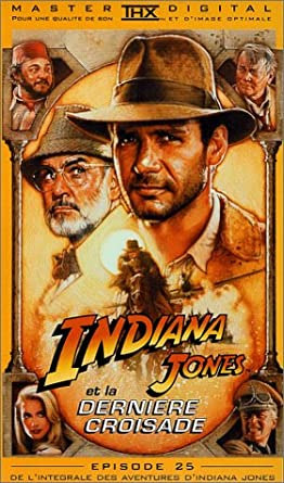 film indiana jones et la dernière croisade