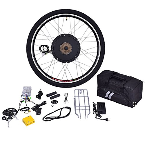 Bicycle Rear Wheel (Goplus 26