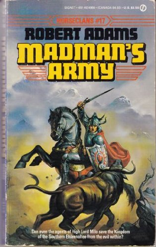 book cover of Madman\'s Army