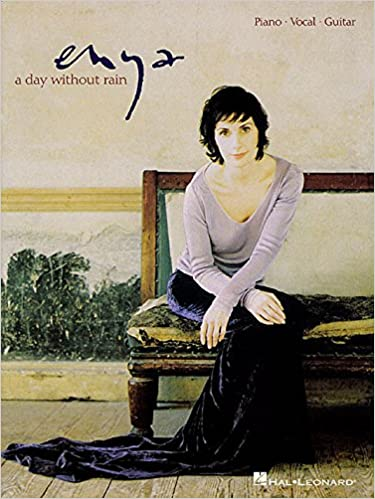 The Memory of Trees Learn to Play Piano Vocal /& Guitar SHEET MUSIC BOOK Enya