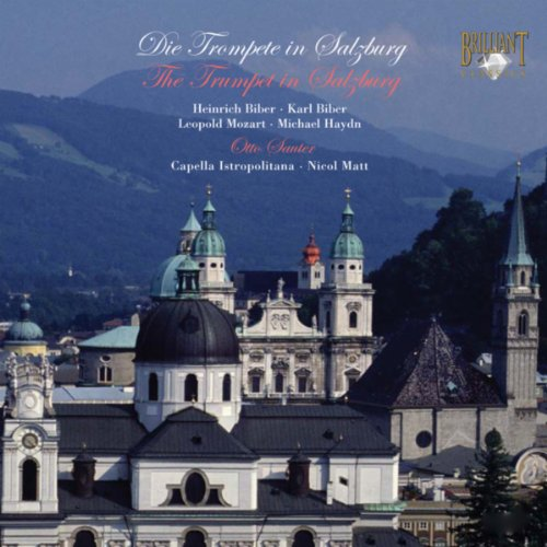 Trumpet Concerto No. 2 in D Major, MH 104: II. Allegro (104 Matt)