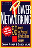 Power Networking, Donna Fisher and Sandy Vilas, 1885167474