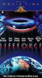 Lifeforce VHS Tape