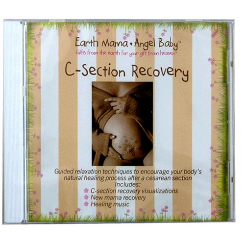 Read Online Earth Mama Angel Baby C-Section Recovery, 1 CD pdf epub