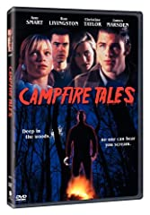 "Teenagers telling ghost stories while stranded in the middle of nowhere sets the scene for this collection of horror tales such as a girl terrorized by a psycho she ""met"" on the Internet and a biker visiting a haunted farmhouse."