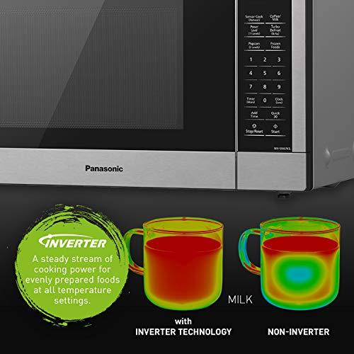 Panasonic Compact Microwave Oven image 4