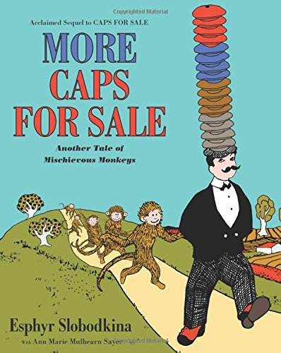 Price comparison product image More Caps for Sale: Another Tale of Mischievous Monkeys