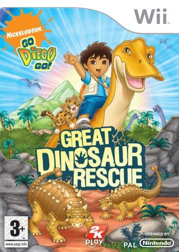 Great Dinosaur Rescue Wii - 6