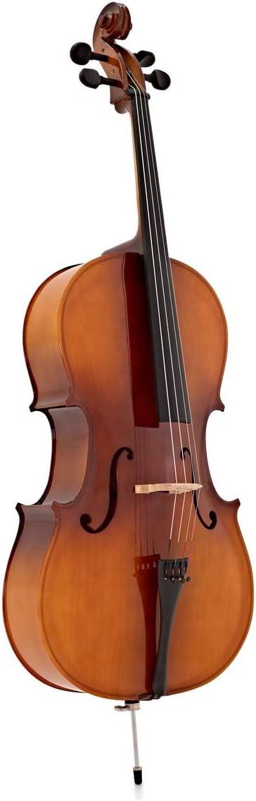 Violonchelo de Estudiante de 4/4 con Estuche de Gear4music Antique Fade: Amazon.es: Instrumentos musicales