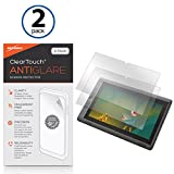 Wacom Cintiq Companion 2 DTH-W1310 Screen Protector, BoxWave® [ClearTouch Anti-Glare (2-Pack)] Anti-Fingerprint Matte Film Skin for Wacom Cintiq 13HD Touch DTH-1300, 13HD DTK-1300 | Cintiq Companion 2 DTH-W1310