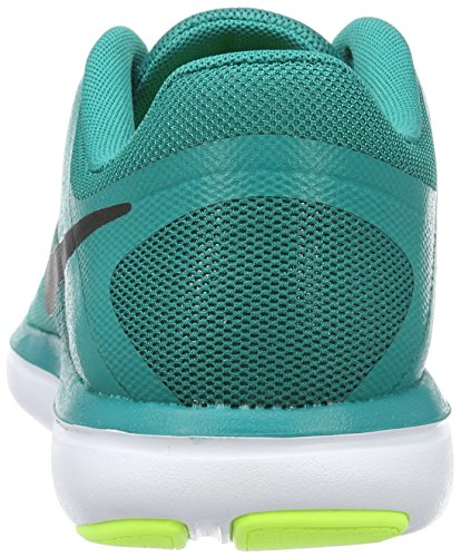 Black 2016 's Jade Teal Shoes volt Flex Rn Men Green Running clear NIKE Rio v1HnBxF