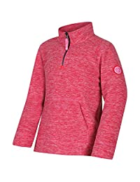Regatta Great Outdoors Childrens/Kids Berty Half Zip Fleece Top