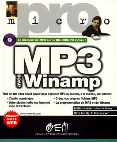 Price comparison product image MP3 avec Winamp Pro Micro