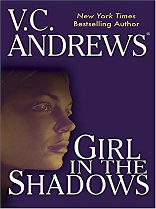book cover of Girl in the Shadows