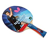 Butterfly Nakama S8 All Wood Blade-Flextra 1.9 Rubbers Table Tennis Racket
