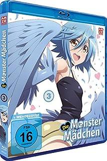 Die Monster Mädchen Vol 1 Sammelschuber Blu Ray Limited Edition