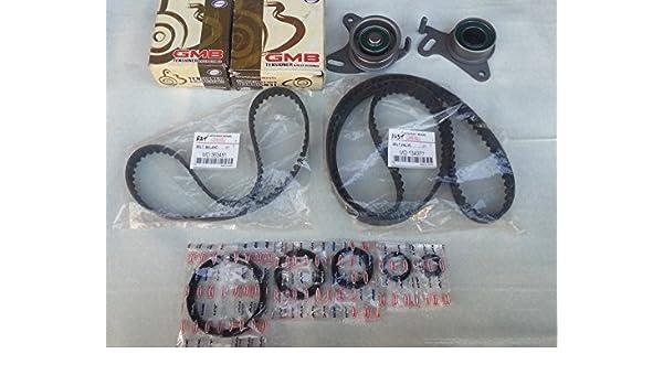 amazon com mitsubishi genuine timing belt kit tensioner l300 pajeroamazon com mitsubishi genuine timing belt kit tensioner l300 pajero delica 4d56 4d55 automotive