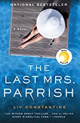 """THE INTERNATIONAL BESTSELLER AND DECEMBER PICK FOR REESE WITHERSPOON'S HELLO SUNSHINE BOOK CLUB                       Featuring a sneak peek at Liv Constantine's second novel, THE LAST TIME I SAW YOU                       """"Fil..."""