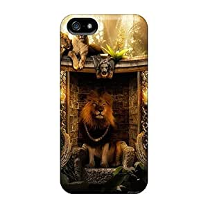 Perfect Lions Jungle Case Cover Skin For Iphone 5/5s Phone Case
