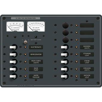 ZOOKOTO 50 Amp Car Automotive Marine Boat Audio Circuit Breaker with.. NO TAX