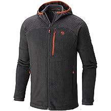Mountain Hardwear Monkey Man Grid II Hooded Jacket - Men's